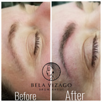 Microblading $595.00 Includes 6 week Perfecting Visit!