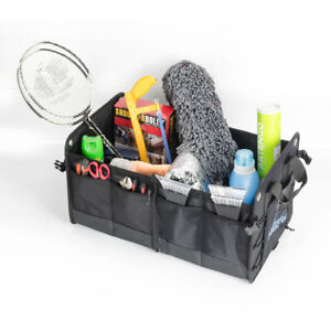 New Heavy Duty Collapsible Trunk Organizer with Straps-$40.00