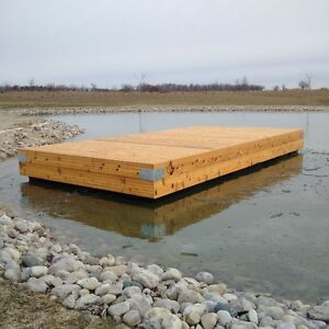 Western Red Cedar Docks Kitchener / Waterloo Kitchener Area image 9