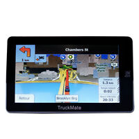 """*NEW/NEUF* GPS TRUCKMATE 7""""  For TRUCK ***Moitier Prix***"""