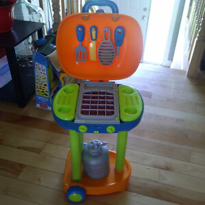 Play Go My First BBQ Play Set
