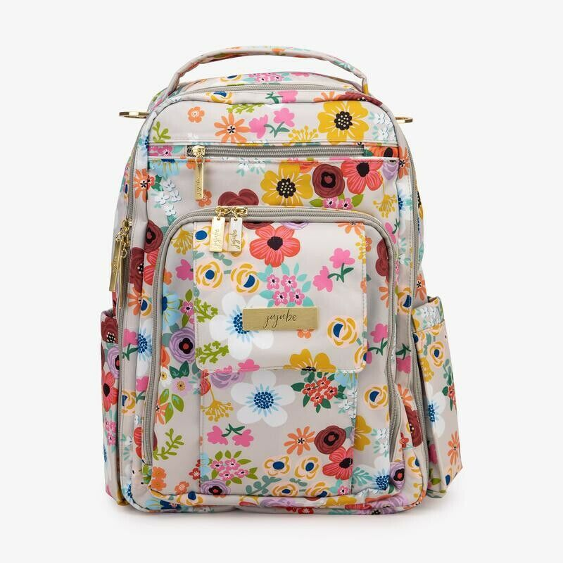 Ju Ju Be Enchanted Be Right Back Backpack Baby Diaper Bag