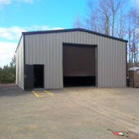 Turn Your Unusable Barn into a New Steel Building in Woodstock