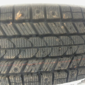 P265/70R17 Polar Trax Winter Tires