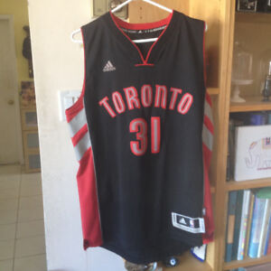 NBA Toronto Rappers, Sixers and NFL Ravens Jerseys – Med to 3XL