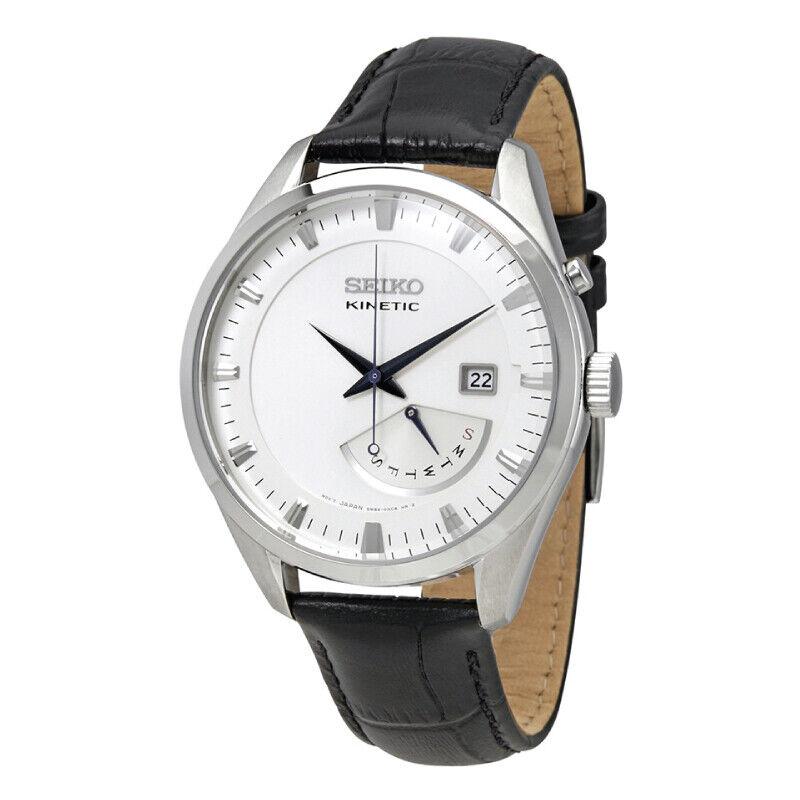 Seiko Men Kinetic Watch SRN071P1