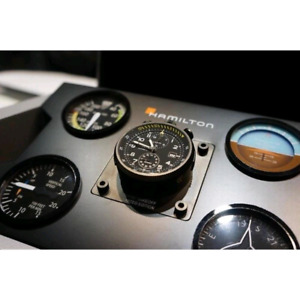 Hamilton Takeoff 45mm automatic chronograph watch