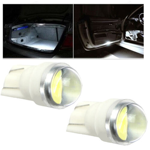 2Pcs Car Light LED T10 194 168 W5W DC 12V 5630 2 SMD Wedge Signal Lamp White