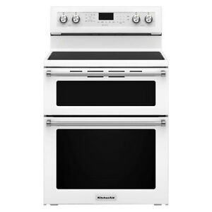 KitchenAid 30 inch 6.7 cu ft Double Oven