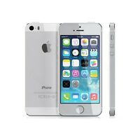 Silver iPhone 5s 16GB - New Condition