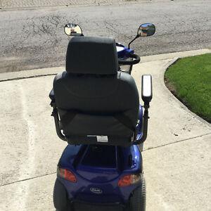 INVACARE Auriga 4 wheel mobility scooter showroom condition London Ontario image 6