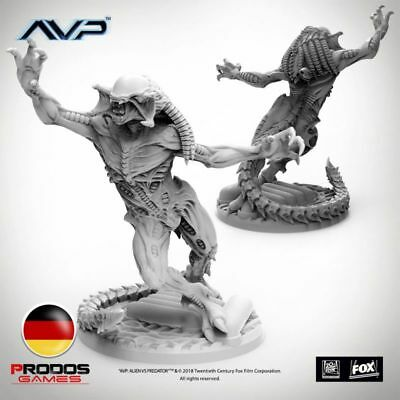 AVP Alien Predalien Unicast (Deutsch) Prodos Games Alien VS Predator Predators segunda mano  Embacar hacia Argentina