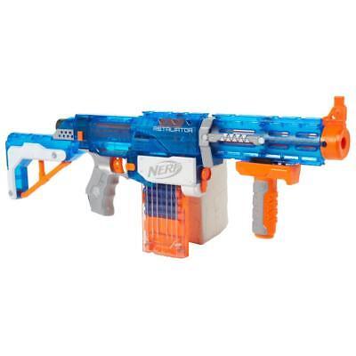 NERF N-Strike Elite Retaliator Sonic Ice Series Blaster