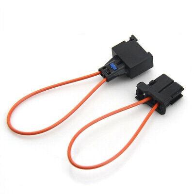 2x MOST Fiber Optic Loop Cable Plug Connector Fits Audi BMW Mercedes Porsche UK