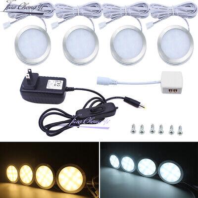 LED cabinet light 2W with 12V Power adapter indoor lighting Kitchen Light
