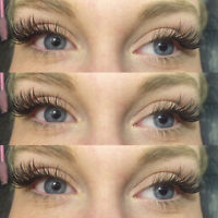 Eyelash Extension Summer Promotion