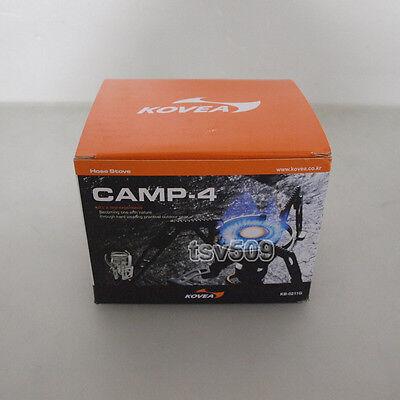 KOVEA KB-0211 Moonwalker Camping CAMP-4 Hiking Cooking Climb GAS Stove KB-0211G