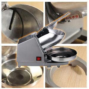 Tritaghiaccio macchina elettrico macchine del ghiaccio ice for Macchina per granite