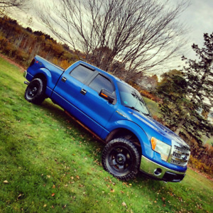 2014 ford f150 4x4 v8 loaded