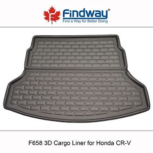 Findway F658 Style 3D Cargo Liner for 2012-2016 Honda CR-V
