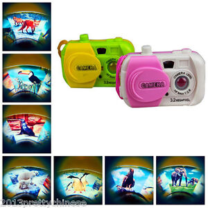New Kids Projection Simulation Camera Educational Toys Child Learning Study Toy