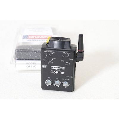 Quantum-wireless-radio (Quantum Wireless Radio Commander Canon für QFlash QF91C ( NEU ))