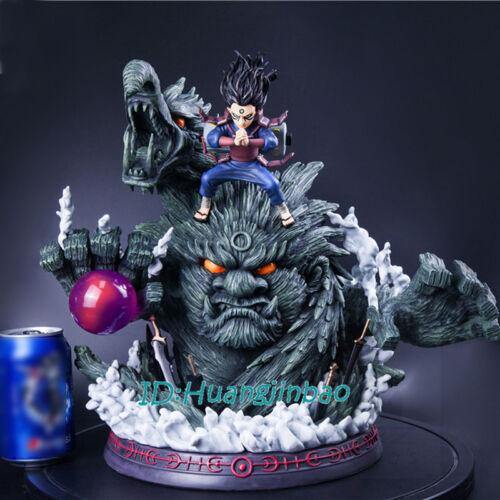 Shodai Hokage Resin Model Senju Hashirama SD Wooden Dragon Statue In Stock GK