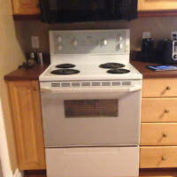 Whirlpool stove self clean for sale