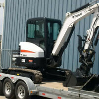 Bobcat and Excavation Services