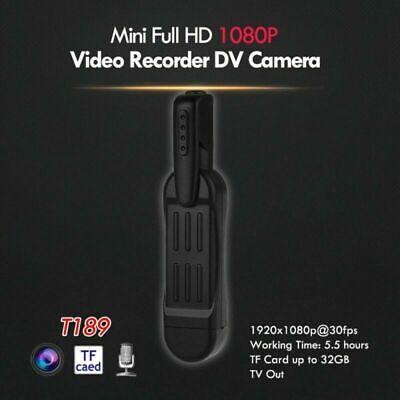 1080P Voice HD Camcorder DV Pen DVR Pocket Camera Mini Video Recorder Hidden Spy