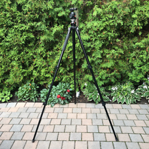 Manfrotto Tripod and Ball Head