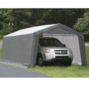 Master Craft 10' x 20' Instant Storage Garage, NEW