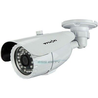 HD-CVI 720p HD Outdoor Bullet Security Camera, 30 IR LED, ICR True -
