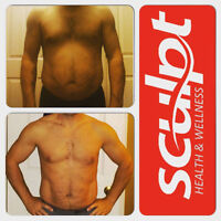 SCULPT HEALTH AND WELLNESS, NUTRITION/TRAINING WE CAN HELP!