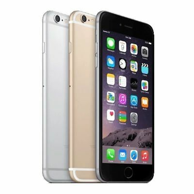 Apple iPhone 6 Plus Software Unlocked GSM SmartPhone AT&T T-mobile 16 64GB 128GB