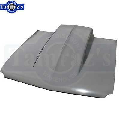 1962-1965 Chevy II Nova Cowl Induction Hood 4
