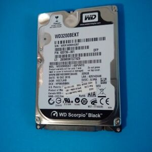 Laptop HDD SATA (Various)