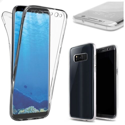 For Samsung Galaxy Note 8 Shockproof 360 Front+Back Full ...