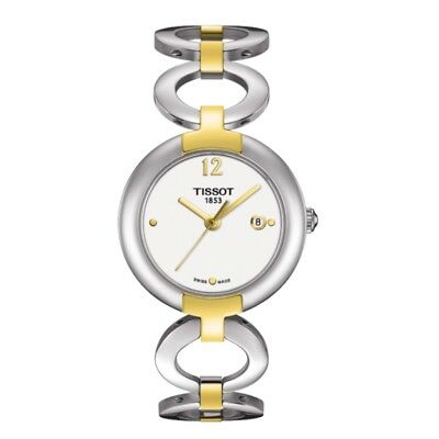 210 Gold Farbe (T-Trend Pinky By TISSOT T084-210-22-017-00 Damenuhr Edelstahl Gold-farben)