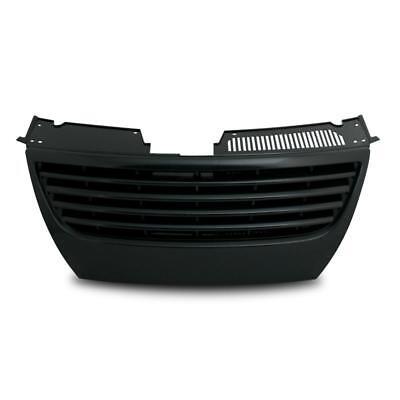 JOM Kühlergrill VW Passat 3C B6 Sport Grill R36 schwarz Frontgrill ohne Emblem