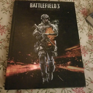 Battlefield 3 and 4 strategy guides collectors edition