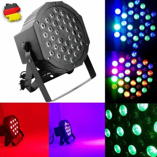 36W DJ LED Bühnenbeleuchtung DMX-512 Disco Lichteffekt Strahler PARTY Stagelampe