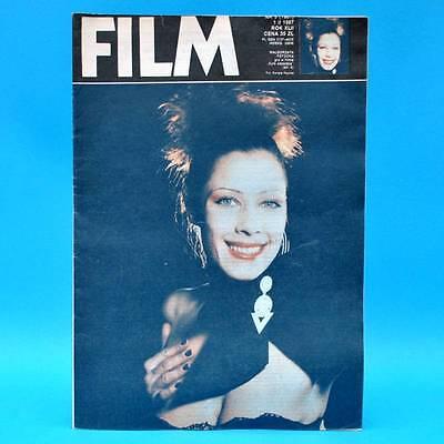 Film 1961 | 01.02.1987 | VR Polen Filmspiegel | Daniel Olbrychski Olivia Hussey
