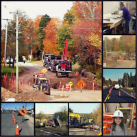 Traffic Controllers required for fall season - GREAT HOURS