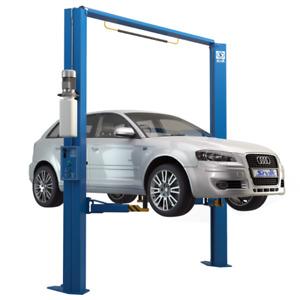Garage mécanique libre service