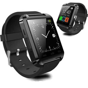 NEW Bluetooth Smart Watch Phone Mate for Smartphones IOS Apple