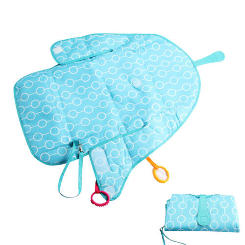 Baby Changing Pad Foldable Waterproof Clean Hands Clutch Change Diaper