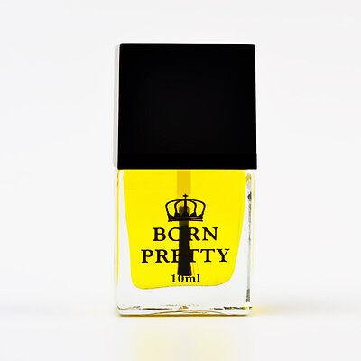 10ml Born Pretty Nail Art  Nourishment Oil Yellow Essential Oil Manicure Tool