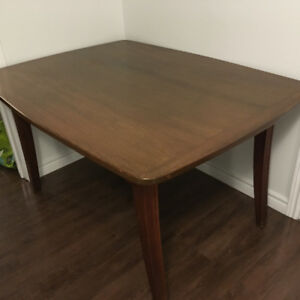 Great Deal - Antique SOLID Rosewood Table for Dining or Desk