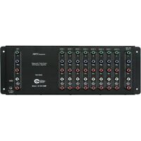 Pro-Grade HDTV Component Video/Audio Distribution Amp & PS